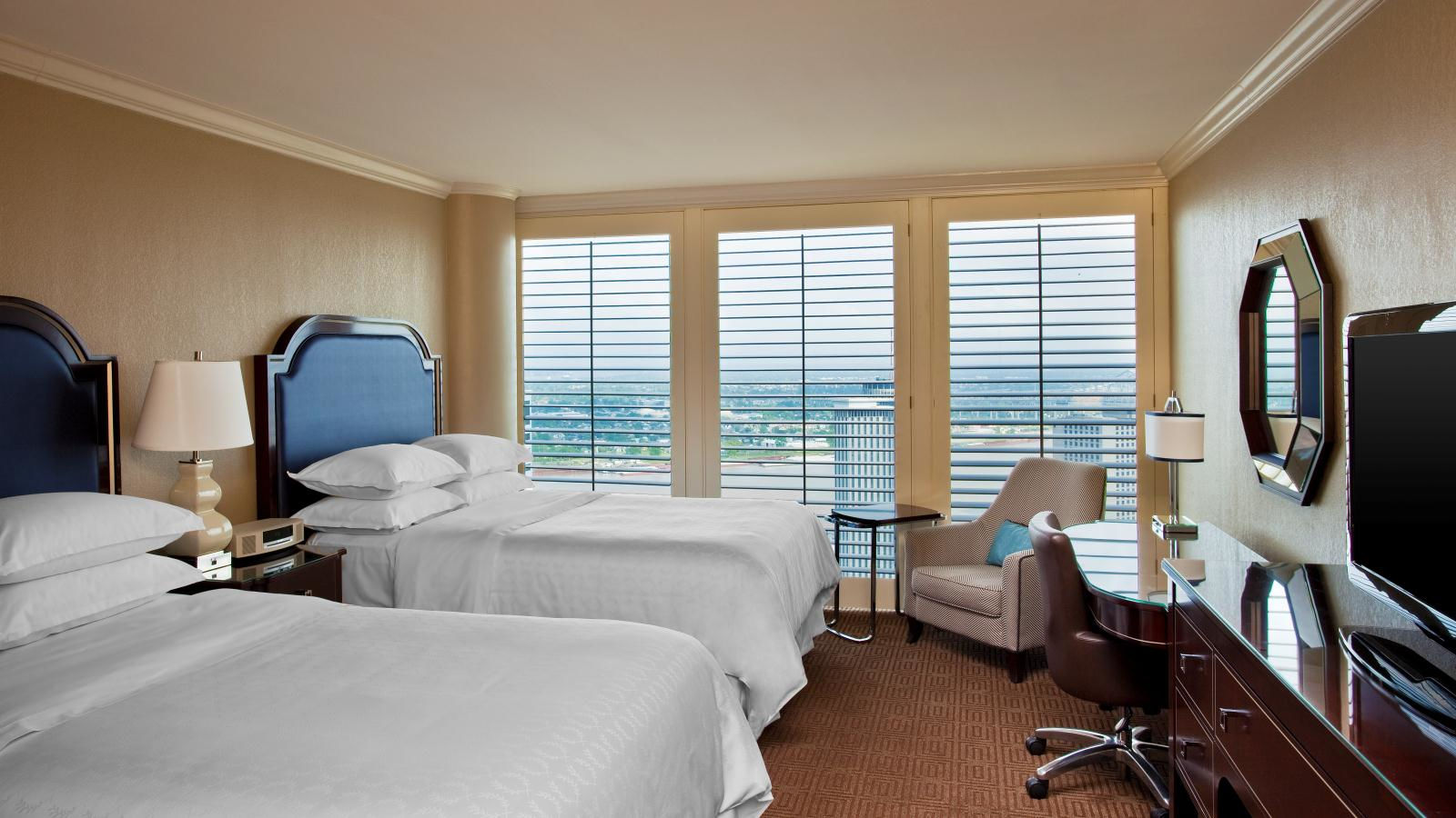 Club Level Guestroom